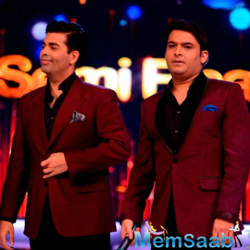 The guest list of Karan's show 'Koffee With Karan 5' is getting interesting by the day.