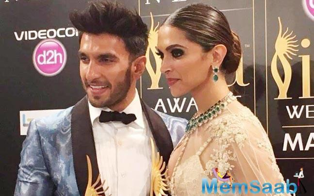 After reading it, we are sure that Deepika and Ranveer's fans are currently feeling very happy