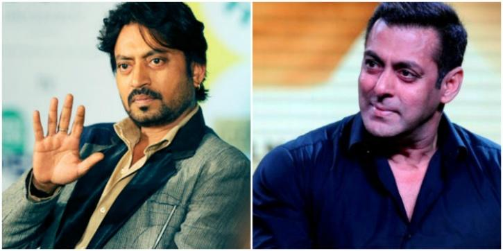 If source's to be believed, Salman Khan gears up for his next production and Irrfan Khan is his hero, the film is titled 'Lion of the Sea'.