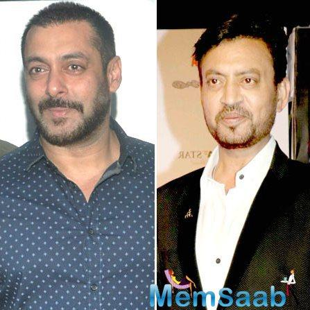 "The other cast's and director have not been finalized yet, ""The director and the rest of the cast are finalized in the next few days,"" confirmed Amar Butala, Chief Operating Officer of Salman Khan Films"
