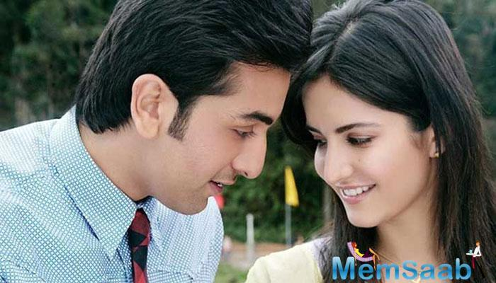 The report was that, the couple feels discomfort on the sets of the film 'Jagga Jasoos' and also ignored each other.