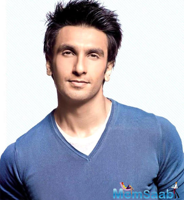 The film is scheduled to release on December 9, Work about Vaani, Ranveer says, she is a hard-working, sweet girl.