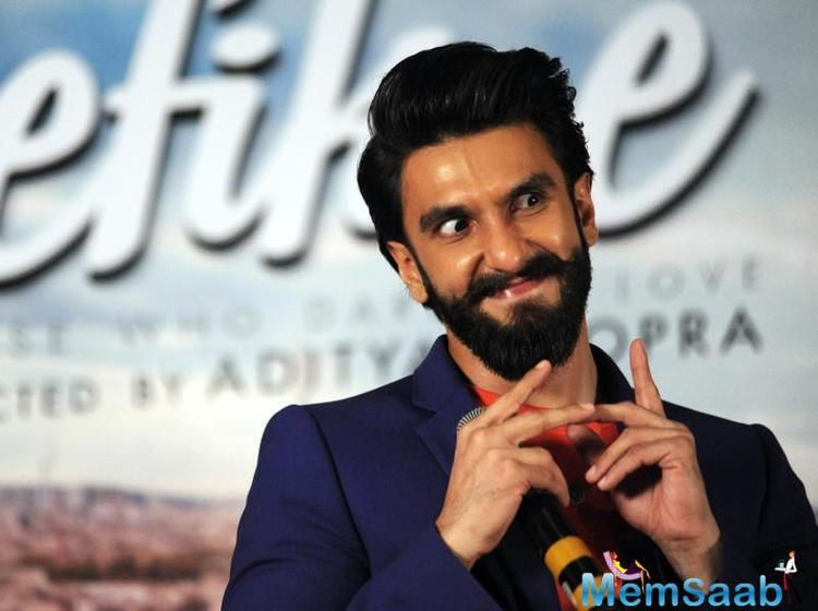 Ranveer Singh, who is currently busy with the shooting of his upcoming movie Befikre, said he is traditional in relationships.