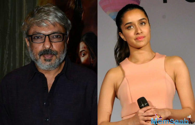 It will be great for Shraddha Kapoor career, if she will get a chance to work with Sanjay Leela Bhansali.
