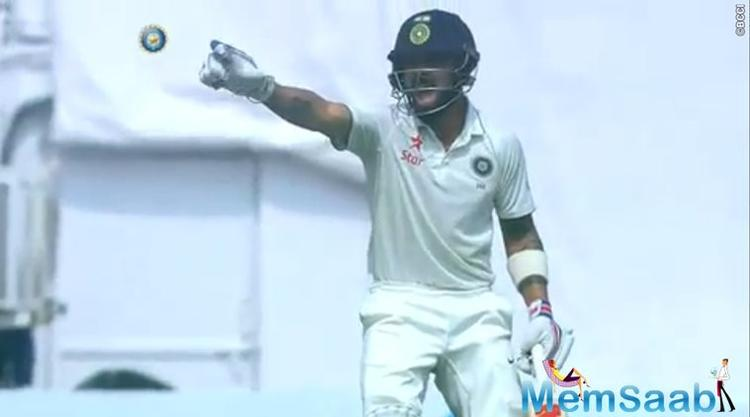 India-England Test, Day 2 has started in Visakhapatnam, Virat Kohli the key as India aim to score big.
