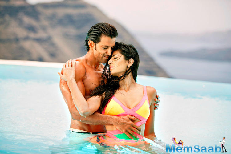 Here is a surprise for all of you. We heard that his 'Bang Bang' co-star Katrina Kaif is going to feature with him.
