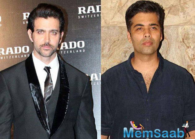 This time, Bollywood's Greek God, Hrithik Roshan in the list, he will attend the Karan's chat soon.