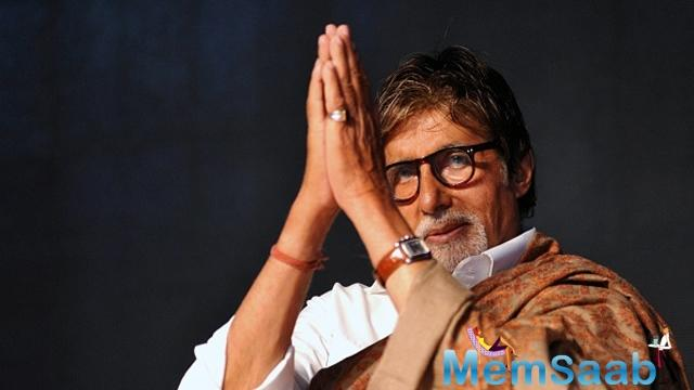 Amitabh Bachchan, who is gearing up for the Global Citizen Festival India (GCFI), Urges to support  Poverty Eradication.