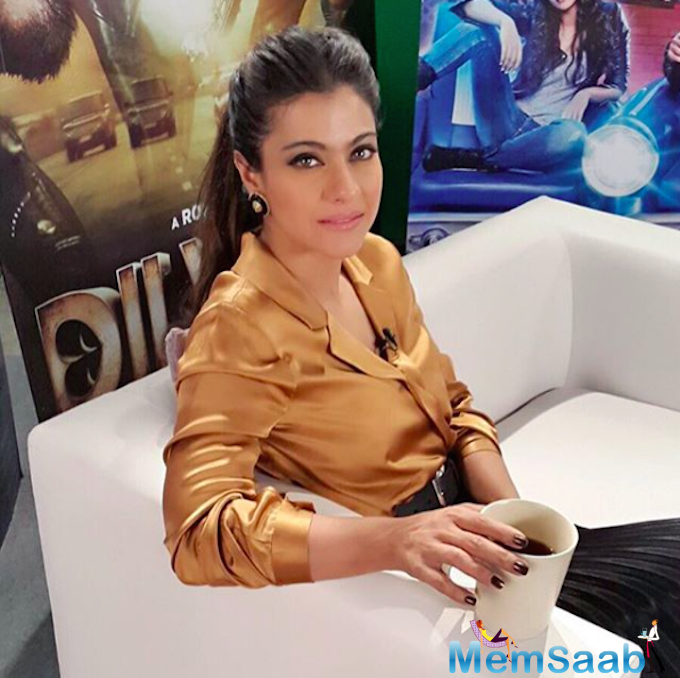 Kajol is going to play a single mother in Anand Gandhi's  next.