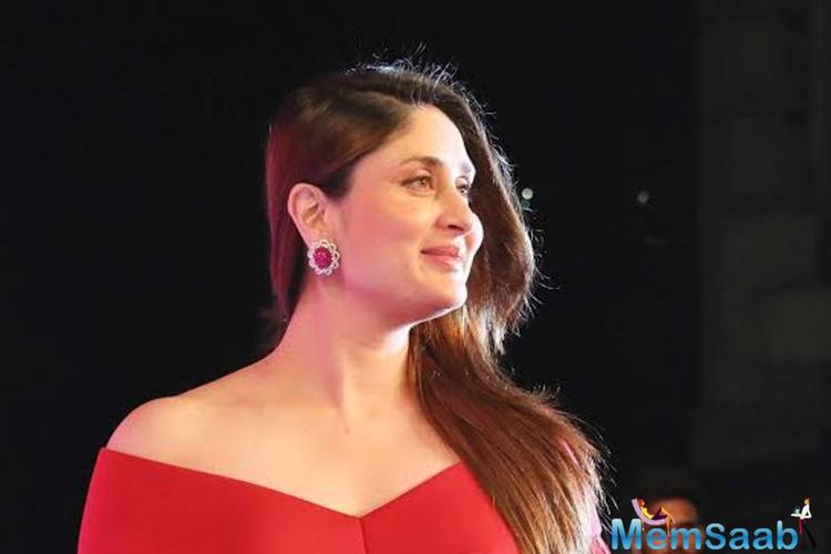 On the work front Kareena will next be seen in Rhea Kapoor's Veere Di Wedding in which she will play a pregnant woman.