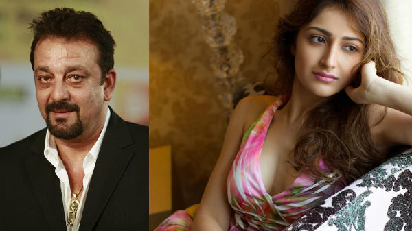 But who would play his daughter? Dilip Kumar's grand niece Sayyeshaa Saigal will be essaying the role of his daughter a source says.