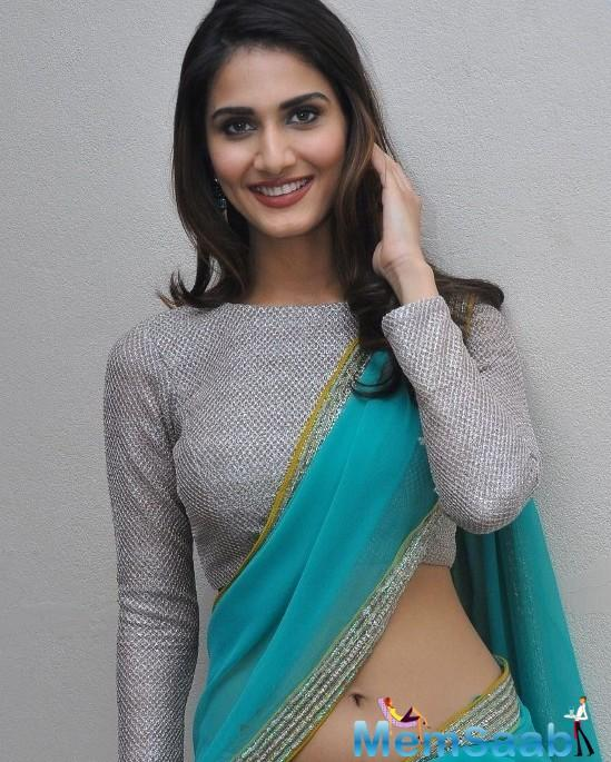 She made her Bollywood debut with 2013 film Shuddh Desi Romance opposite Sushant Singh Rajput.