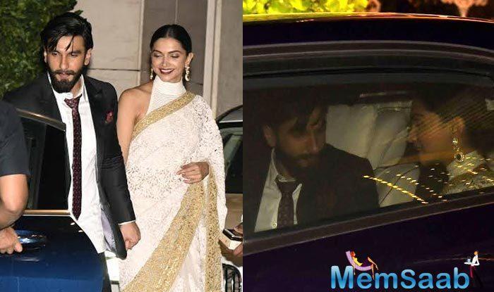 Deepika and Ranveer slam breakup rumours to attending Mukesh Ambani's party