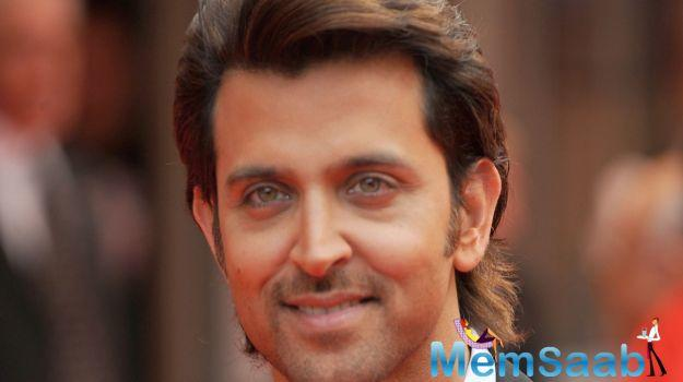 Undoubtedly, we can say Hrithik Roshan is a most handsome man in the world, now he becomes world's most good-looking men in the universe.