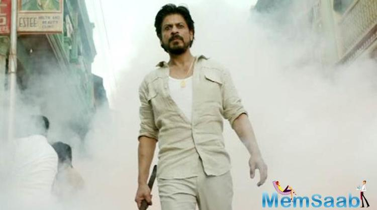"""The co-producer of the film Ritesh Sidhwani wrote on his blog that, """"Raees trailer date, time place official announcement coming soon….stay turned for the next 48 hours...luv""""."""