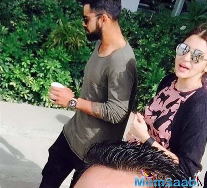 Earlier this year, there was a report, Anushka and Virat relationship is in trouble, but now everything is clear between them.