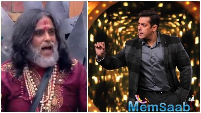 The Bigg Boss 10 contestants, Om Swami, who went into the glass walled house as a commoner has previously impressed Salman Khan with his funny antics in the house.