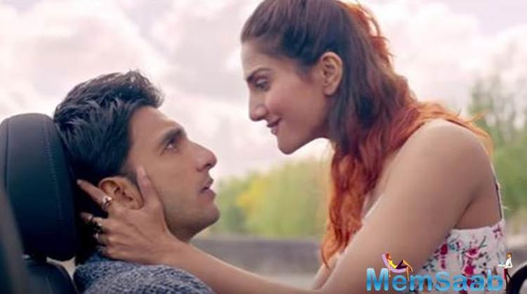 About Vaani Kapoor, a source says, her character Shyra in the film.