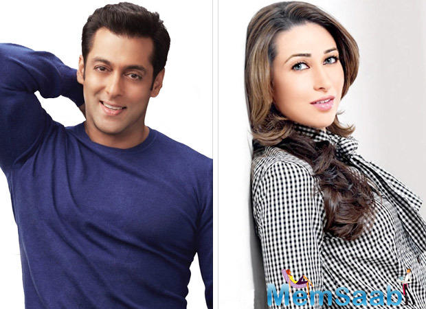 But producer Sajid Nadiadwala stated that, the sequel would be incomplete without Salman or Karisma's presence.