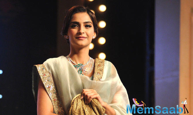 Bollywood's fashion diva Sonam says that she can't give confirmation about any of her future projects until the time the director or producer approve it but she would like to work with Rajkumar Hirani someday.