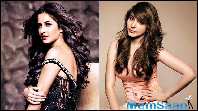 Katrina Kaif and Anushka Sharma team up for Karan Johar chat show Koffee with Karan