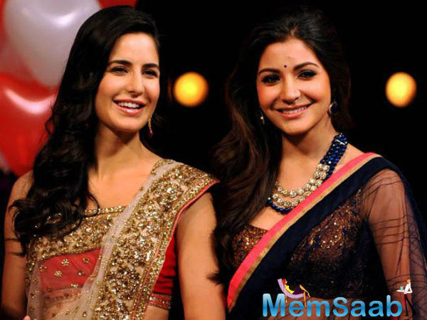 """The report was decided on Thursday evening by Karan that Katrina and Anushka would make an interesting pair, as it will create a new partnership,"""". The episode will be shot within a few days."""