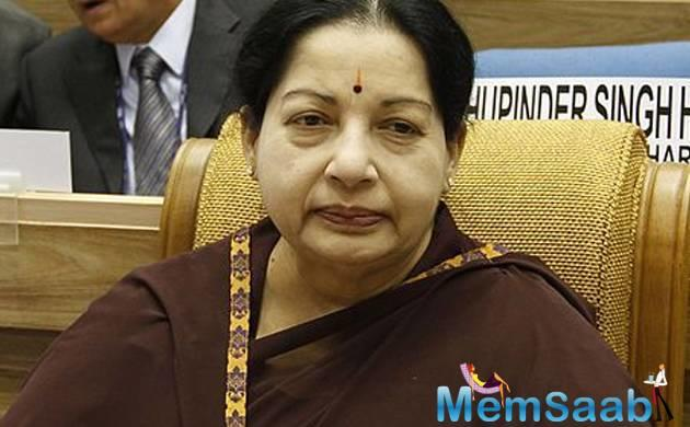 Tamil Nadu Iron Lady and former actress Jayalalithaa has passed away on Monday late night at Apollo Hospital in Chennai.