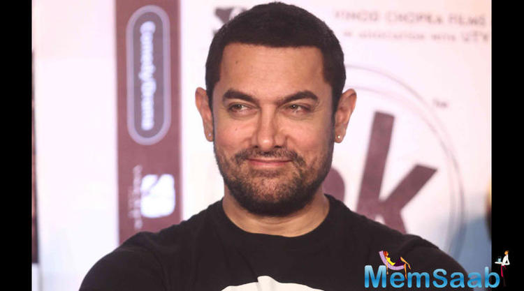 About his Dangal co-stars, He said,