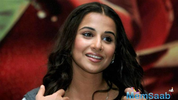 On the professional front, Vidya will also be seen in the Hindi remake of critically-acclaimed Bengali Partition tale
