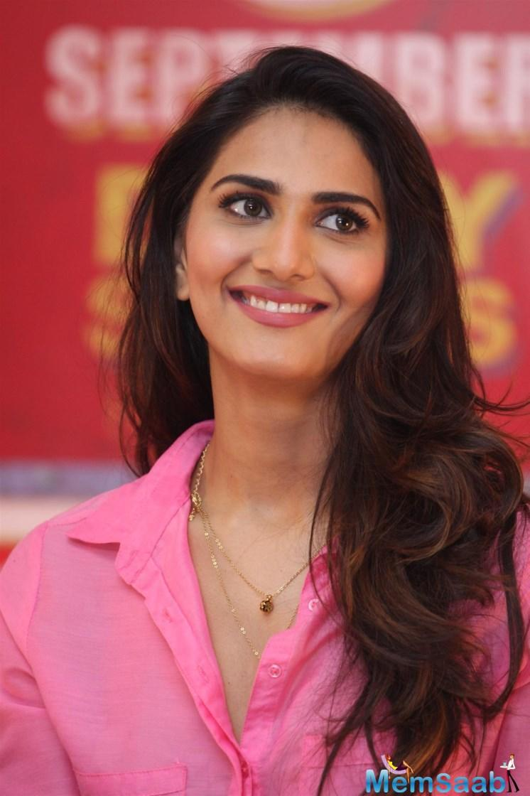 When Vaani asked, do you agree that Befikre is a bigger film than your debut?