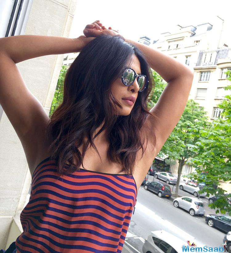 Priyanka Chopra, who is currently busy with her Hollywood project's, says  I miss working in Hindi films.