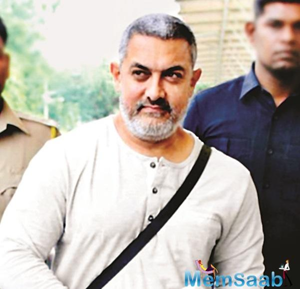 We are sure Aamir will put up an entertaining show even after going solo.
