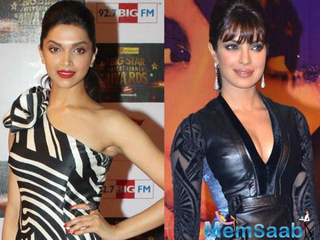 This time Deepika has beaten Priyanka Chopra, to become Asia's Sexiest Woman.
