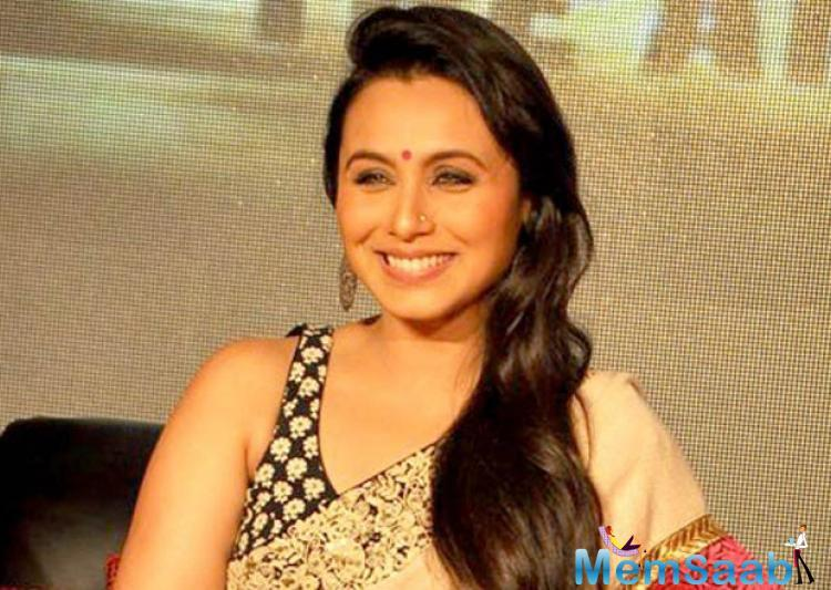 Rani Mukerji shares the first picture of her daughter Adira with a heartfelt letter on her first birthday.