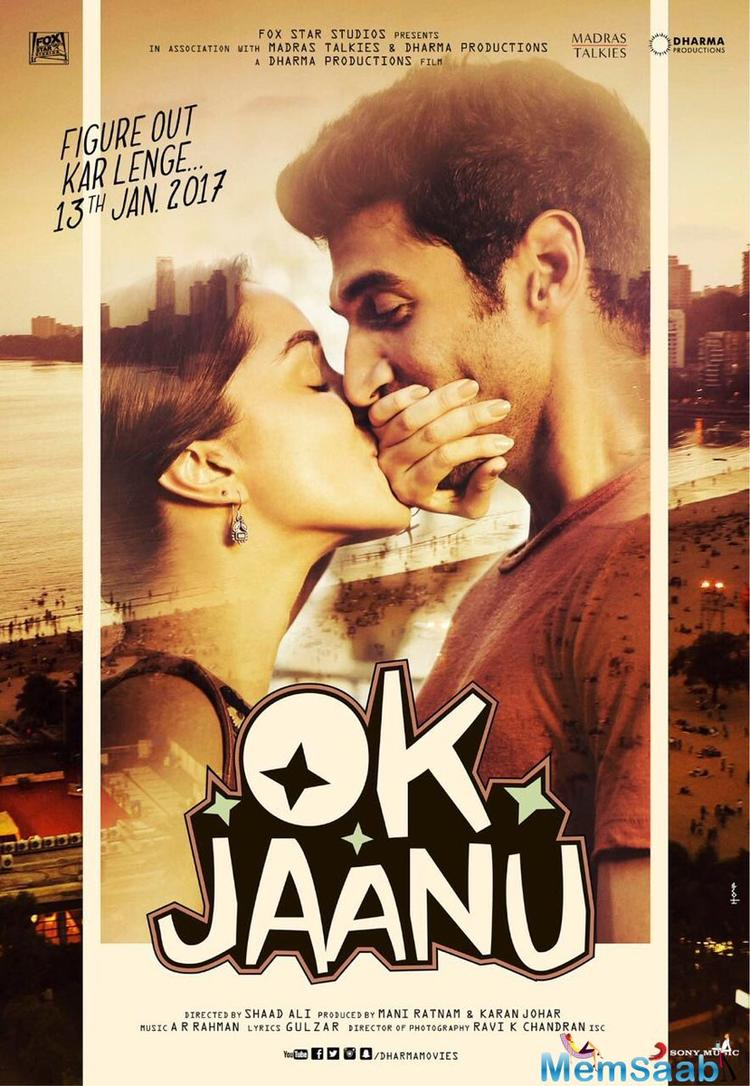 Are you excited to see the trailer of this refreshing love story. 'OK Jaanu' is a remake of Mani Ratnam's 2015 release 'OK Kanmani'. The Tamil film was a super hit at the box office.