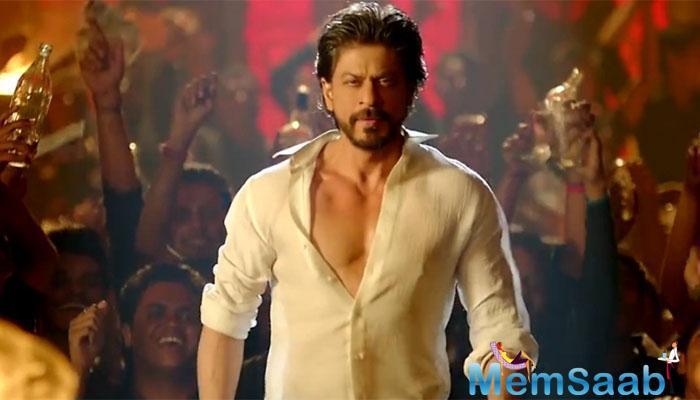 Shah Rukh Khan plays bootlegger turned gangster in Raees