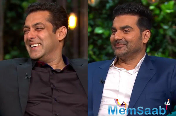 Arbaaz has no reason to ask 'single' Salman to get hitched!