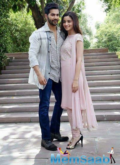 Varun Dhawan and Alia Bhatt have wrapped up shooting for