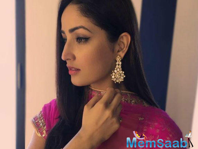She will play the role as Annu Karkare.The 28-year-old actress said that as an actor, she