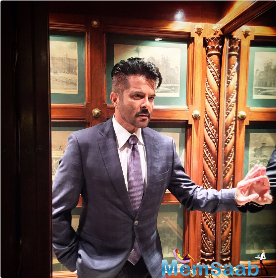 Just days away from his 60th birthday, the Bollywood actor on Wednesday tweeted out a photograph of his new hairstyle. Anil Kapoor's picture has received over 3,000 'likes' and hundreds of comments.