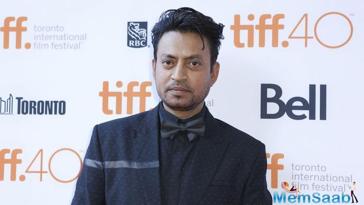 Irrfan Khan, who last seen in Madaari and Inferno this year, signed for a Japanese show.