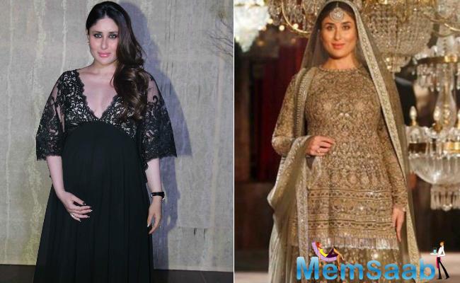 Kareena, last seen in Salman Khan's 2015 film Bajrangi Bhaijaan, has made headlines by working through her pregnancy.