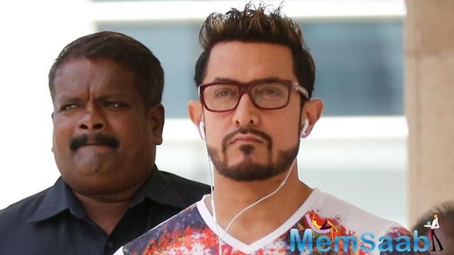 During the event he revealed I gave a screen-test for my role in Secret Superstar.