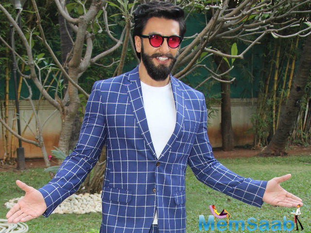 Ranveer Singh, whose character always appreciate by the audience as its narrative or positive, this time he is going to play an antagonist in Padmavati.