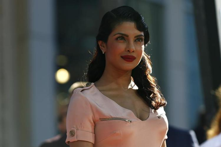 Thanks to her global success, Priyanka was ahead of Hollywood stars like Jennifer Aniston and Leonardo Di Caprio in IMDb's most popular celebrities' list.