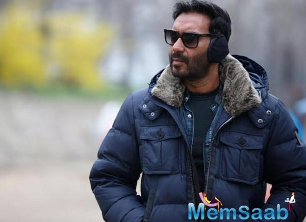 The actor-director jodi of Ajay Devgn and Priyadarshan is teaming up yet again for the Hindi remake of the Malayalam super hit film 'Oppam'.