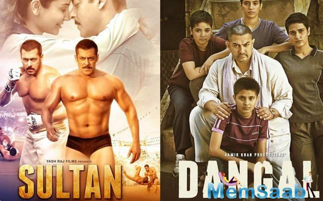From the time people have begun speaking about 'Dangal', and it seems that dangle will be getting more business than Sultan at the box office.