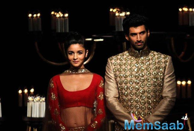 Now there was the report going around, Alia Bhatt and Aditya Roy Kapur are being approached for the remake.