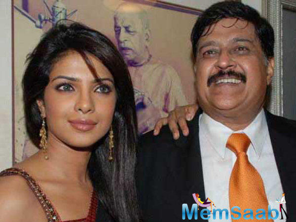 Priyanka Chopra's production 'Sarvann' to feature her late father's song!