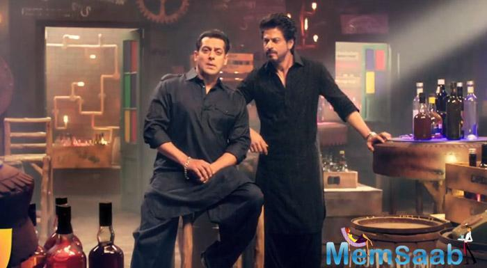 Raees Shah Rukh Khan is coming to Bigg Boss to share the stage with his friend Salman Khan.